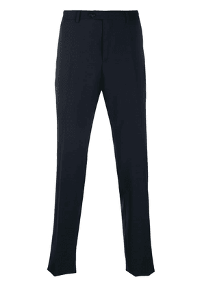 Z Zegna slim-fit trousers - Blue