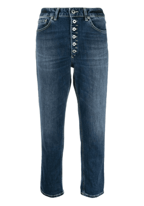 Dondup cropped jeans - Blue