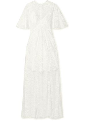 Les Rêveries - Lace Gown - White