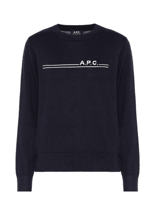 Eponyme cotton and cashmere sweater