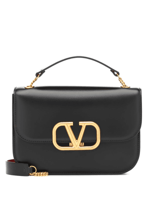 Valentino Garavani VLOCK Small leather shoulder bag