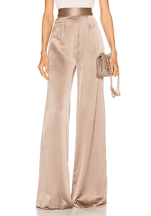 SABLYN Lynn Pant in Taupe - Neutral. Size L (also in M,S,XS).