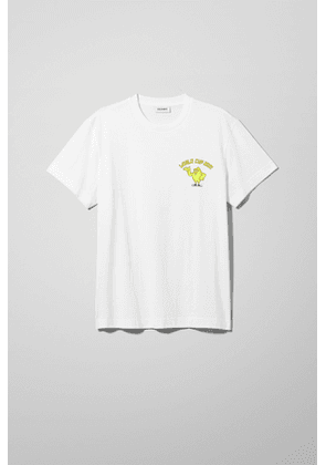 Billy World Cup T-shirt - White