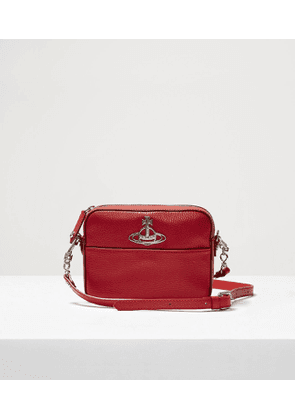 Rachel Crossbody Bag Red