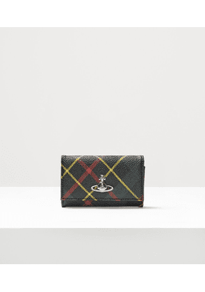 Derby Key Case Hunting Tartan