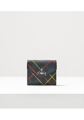 Derby Envelope Billfold Hunting Tartan