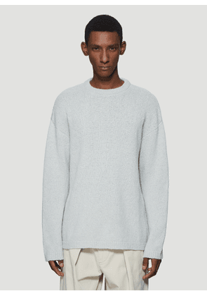 Our Legacy Sonar Knitted Sweater in Grey size EU - 50