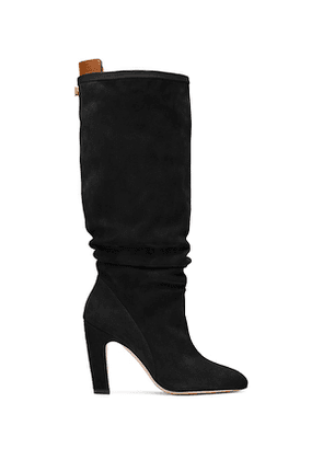 Stuart Weitzman - The Charlie Boot In Black - Size 42