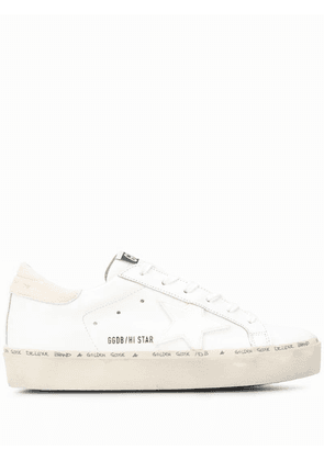 Golden Goose Hi Star sneakers - White