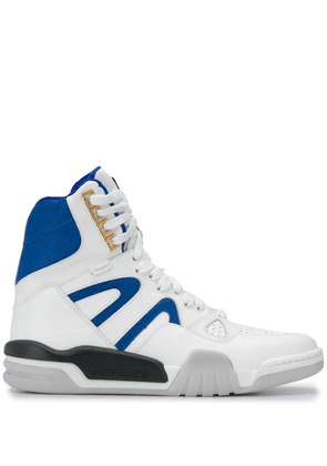 Versace high-top sneakers - White