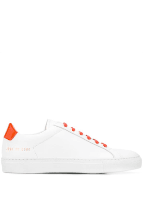 Common Projects Retro Low Glossy sneakers - White
