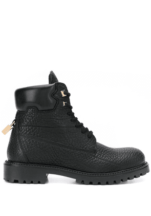 Buscemi Site lace-up ankle boots - Black