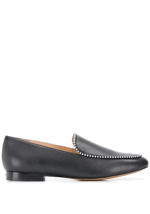 Coach bead-embellished loafers - Black