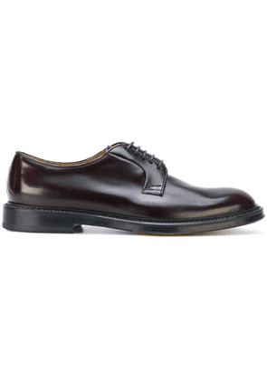 Doucal's oxford shoes - Brown