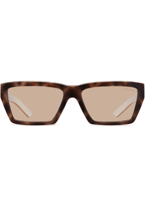 Prada Eyewear Disguise sunglasses - Brown