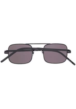 Saint Laurent square sunglasses - Black