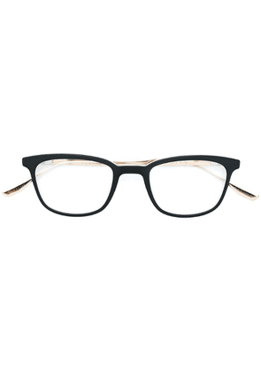 Dita Eyewear Floren square frame glasses - Black