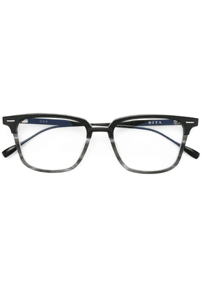 Dita Eyewear square frame glasses - Grey