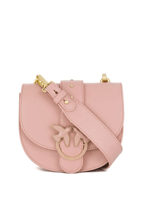 Pinko round Love cross body bag
