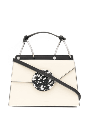 Danse Lente colour block shoulder bag - Neutrals