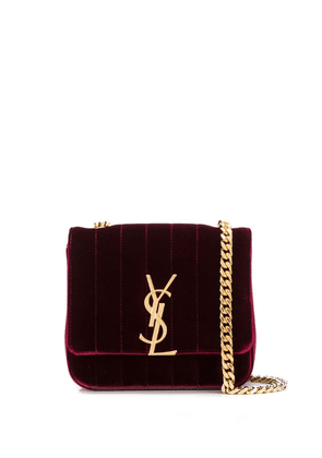 Saint Laurent Vicky shoulder bag - Red