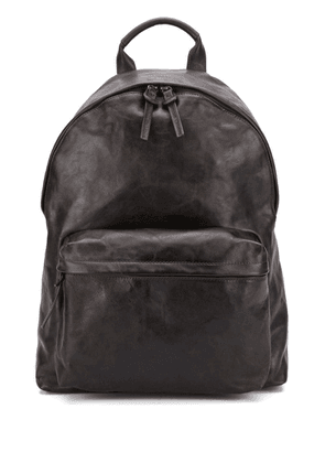 Officine Creative weathered backpack - Brown