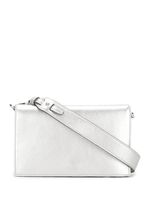Tod's rectangular shoulder bag - Silver