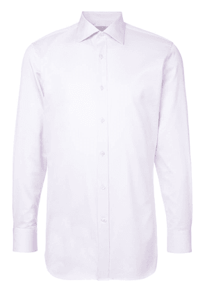 Gieves & Hawkes classic shirt - Pink