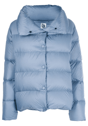 Bacon feather down puffer jacket - Blue