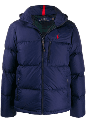 Polo Ralph Lauren hooded padded jacket - Blue
