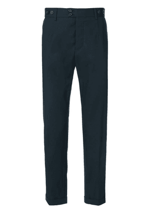 Dolce & Gabbana slim-fit trousers - Black