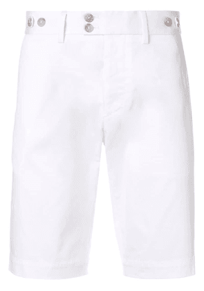 Dolce & Gabbana fitted shorts - White