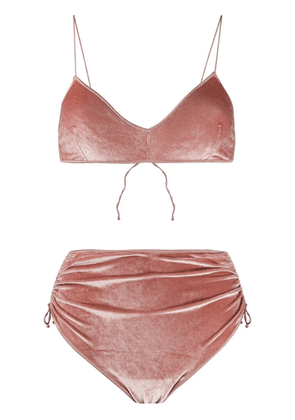 Oseree two-piece bikini set - Pink