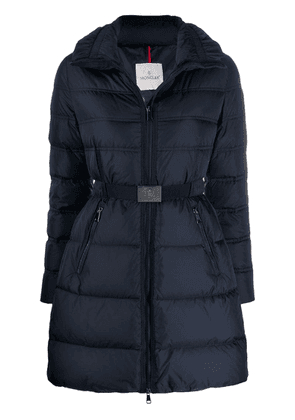 Moncler Accenteur padded coat - Blue