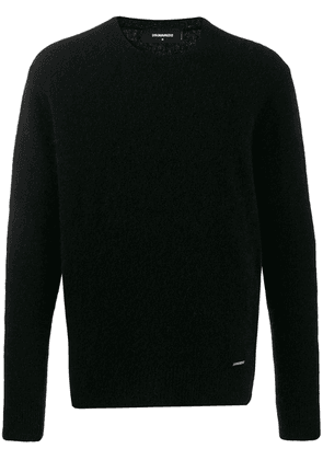 Dsquared2 crew neck sweater - Black