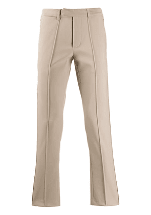 Gcds slim-fit tailored trousers - Neutrals