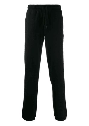 Lacoste embroidered logo track trousers - Black