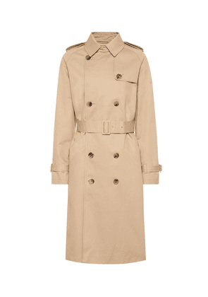 Greta cotton trench coat