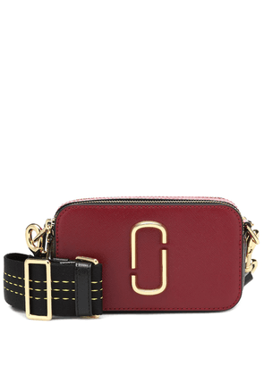 Snapshot Small leather crossbody bag