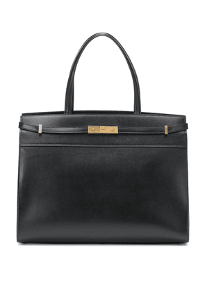 Manhattan Medium leather tote
