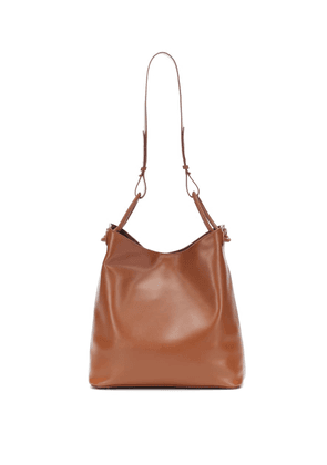 Vosges leather shoulder bag