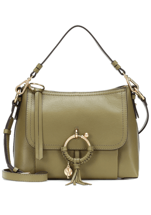 Joan Small leather shoulder bag