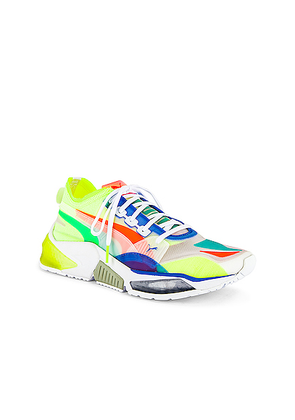Puma Select LQD Cell Optic Sheer in N/A - Yellow,White. Size 10 (also in 10.5,11,8,8.5,9,9.5).