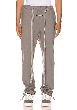 Fear of God Core Sweatpants in God Grey - Gray. Size L (also in M,S,XL).