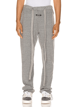 Fear of God Core Sweatpants in Heather Grey - Gray. Size XL (also in L).