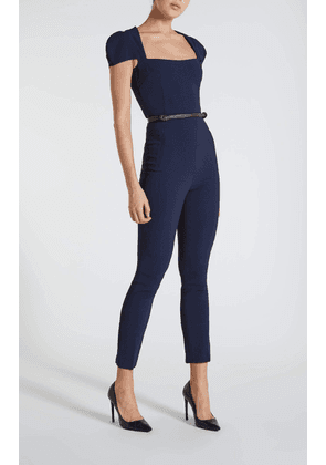 Galaxy Jumpsuit - 6 / Navy