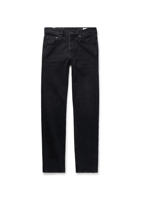 rag & bone - Fit 2 Slim-fit Stretch-denim Jeans - Dark denim