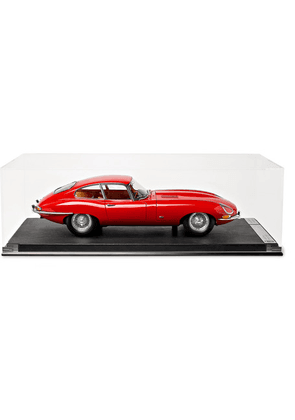 Amalgam Collection - Limited Edition Jaguar E-type Series 1 1:8th Model Car - Red
