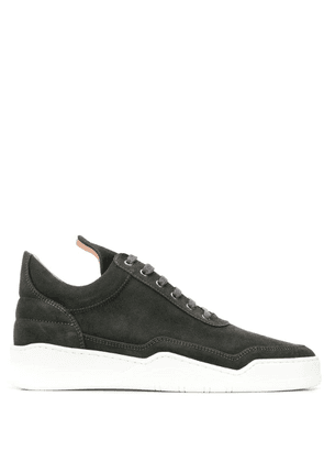 Filling Pieces lace up sneakers - Grey