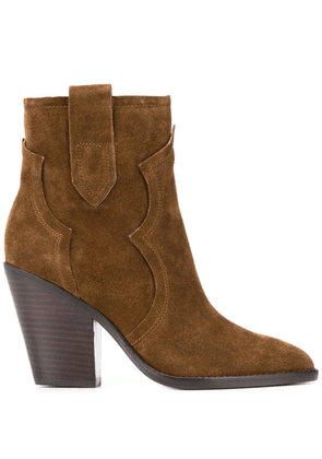 Ash Esquire boots - Brown